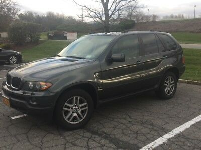 2006 BMW X5 Premium Pkg BMW X5 2006 - premium pkg + Nav System + Heated Seats -  excellent condition