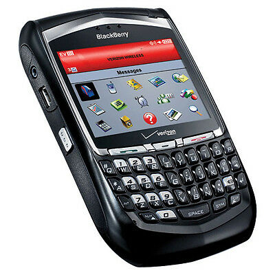 New Sprint BlackBerry 8703e RBF20CW Digital Dual Band