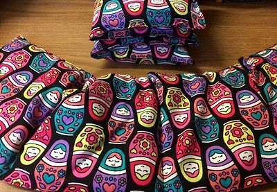 Wheat Bag Bundle - Russian Doll Fabric - Heat Pack/Cold Pack Therapy