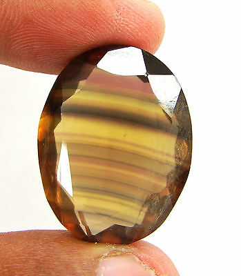 57.85 Ct Natural Beautiful Fluorite Oval Loose Gemstone Stone - H 3070