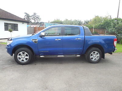 2013 Ford Ranger Limited Automatic Final Price Plus Vat
