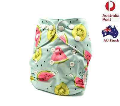 Pre-Folds Modern Cloth Nappies Baby Unisex MCN Diaper One Size Fits Most (D210)