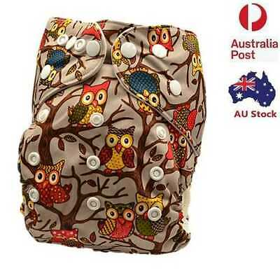 Baby Boy Breathable Longlasting Modern Cloth Nappies PUL Nappy Baby Pants (D39)