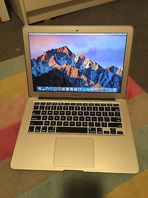 """Apple MacBook Air """"Core i5"""" 1.6 13"""" Early 2015 Laptop"""