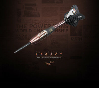 Target Phil Taylor LEGACY DARTS 26g Limited Edition -  EXPRESS POST