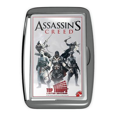 Assassin's Creed Top Trumps Card Game