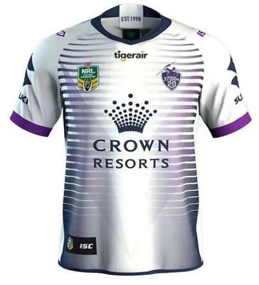 MELBOURNE STORM 2018 Rugby Away jersey