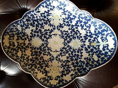 ORIENTAL,CHINESE/ JAPANESE POTTERY BOWL, early Victorian