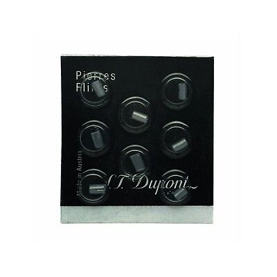 Pierres Briquet Dupont - Flints Noir - Lot de 8 Pierres