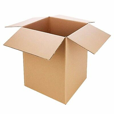 Strong Double Wall Cardboard Boxes Home Removal Storage Packing Cartons