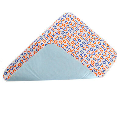 Reusable Waterproof Bed Pad Incontinence Sheet Protector for Kid Adult Pet