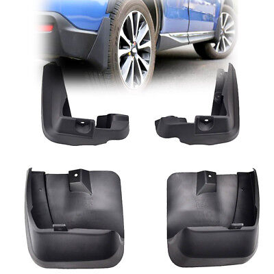 4Pcs Splash Guard FOR Subaru XV Crosstrek 2013-2017 Mud Flaps Dirtboard Fender