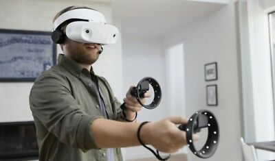 Dell Windows Mixed Reality Headset with Controllers - Unopened - rrp: 799$