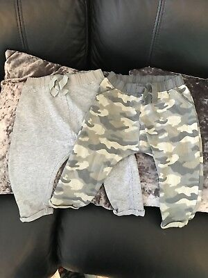 Next Boys Trousers 6-9 Months