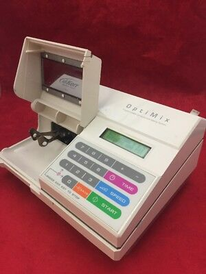 SDS KERR Demetron OptiMix Dental Amalgamator Digital Mixing System Model 100 #1