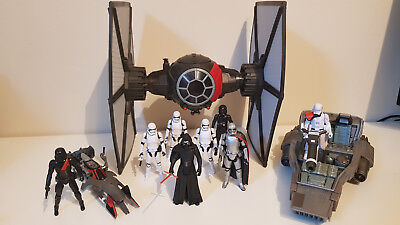Star Wars First Order Mega-Set 3.75 Inch