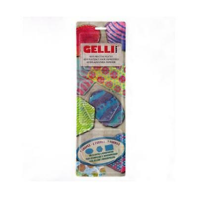Gelli Arts Gel Printing Mini Plates