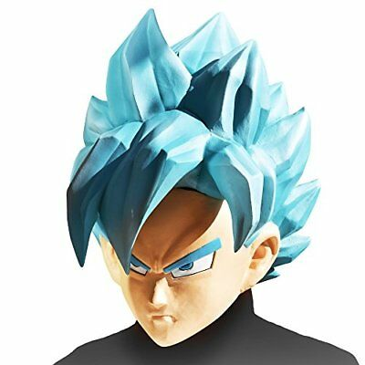Dragon Ball high quality mask Super Saiyan God Goku SS 95907