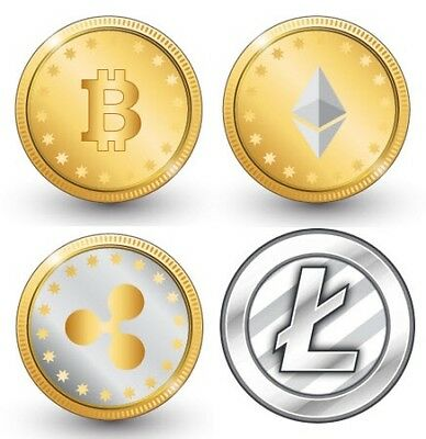 Cryptocurrency. Bitcoin, Litecoin and more. Fully guided setup and free credit.