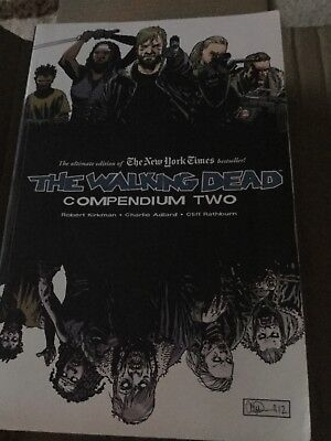 The Walking Dead Compendium Volume Two - Issues 49 - 96 - Book by Robert Kirkman