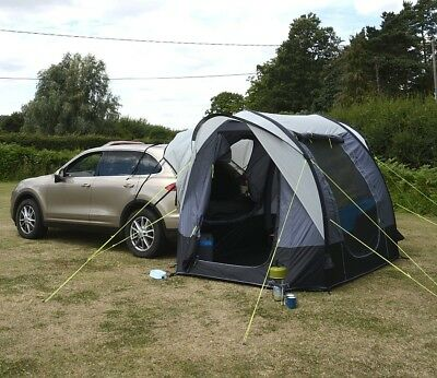 Kampa Travel Pod Tailgater AIR Drive-Away Awning for Vehicles with Rear Tailgate