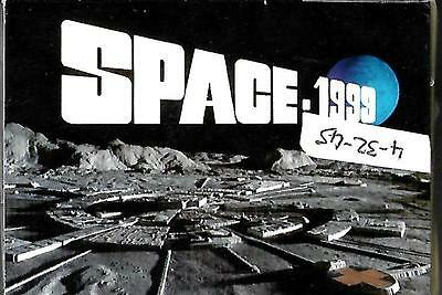 Space : 1999 Series 1 Near Complete 47/50 Card Set Unstoppable Cards - 2016