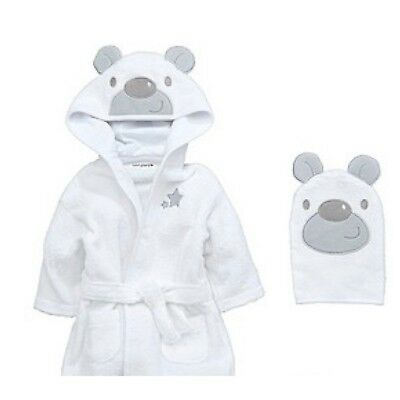 Baby Dressing Gown Very  9-12 Months