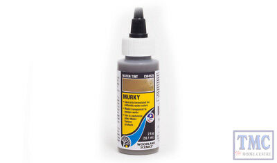 CW4525 Woodland Scenics Murky Water Tint