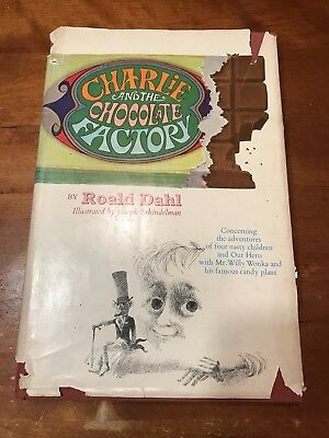 Charlie And The Chocolate Factory 1964 First Edition 2nd Issue