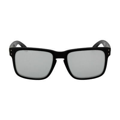 Oakley Men's Holbrook Matte Black Square Sunglasses OO9102