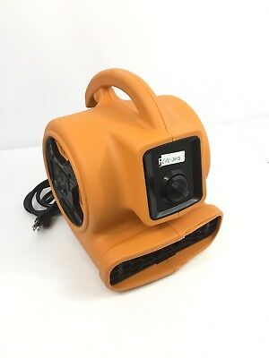 RIDGID AM2265 600 CFM Blower Fan Air Mover with Daisy Chain