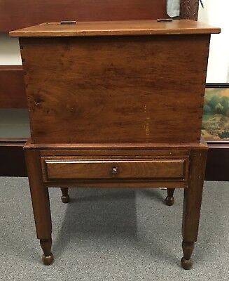 Antique Southern Sugar Chest HARD TO FIND!