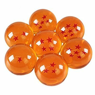 Smile smile Dragon Ball DRAGON BALL crystal ball 7-piece set