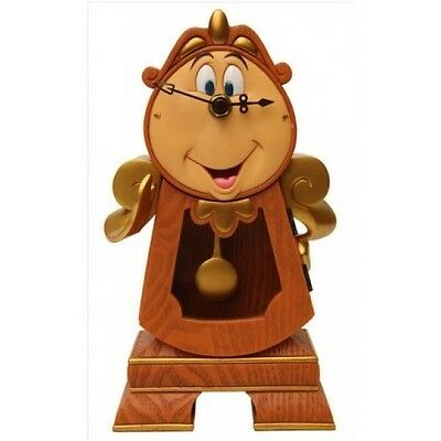 Cogsworth Clock - Beauty and the Beast by Disney (2010)