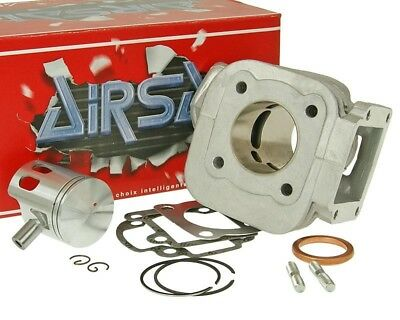 Zylinder Kit Airsal t6-racing 50 cc for Minarelli Standing » MBK Stunt Naked 50