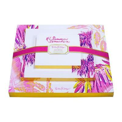 Lilly Pulitzer - Off The Grid - Notepad Set