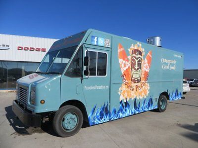 2007 Ford Food Truck  2007 Catering Truck / Food Truck Used Automatic Diesel