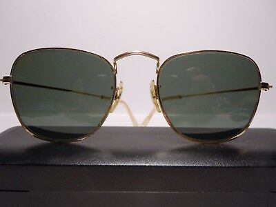 RAY BAN CLASSIC STYLE V W1343 Arista 80's Vintage by Bausch & Lomb  U.S.A.