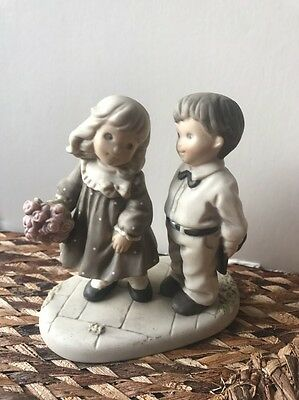 Kim Anderson Pretty As A Picture Figurine The Child Born On The Sabbath Day