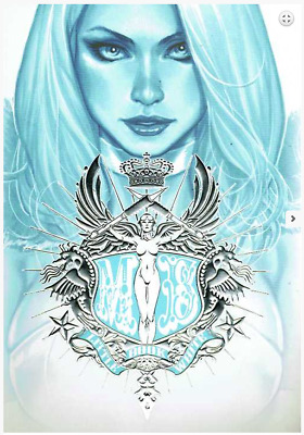 Mark Brooks' Little Book  Vol. 2 : White  Signed Vf/nm Free Shipping