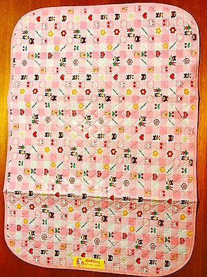 001 Large Waterproof- Nappy Change Changing Mat - great gift for baby shower