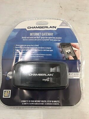 New Chamberlain Internet Gateway MyQ CIGBU for Liftmaster & Craftsman Openers