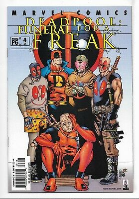 Deadpool 2002 #64 Very Fine/Near Mint
