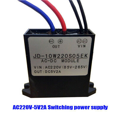 WaterproofAC220v-5V2A 10w high-performance outdoor switching power supply