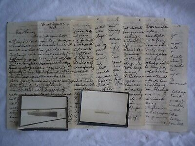 WW1 Australian letter to brother. 1916 8th MGC. KIA 1916 France. 1 of 3 brothers