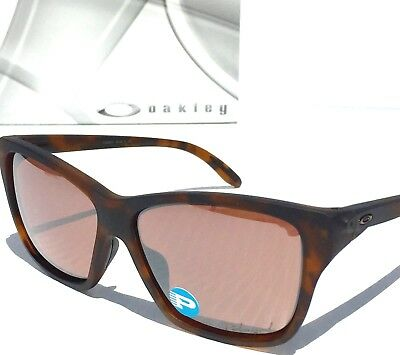 69e4d9b29b70f NEW  Oakley HOLD ON Matte Tortoise POLARIZED Bronze Women s Sunglass 9298-07