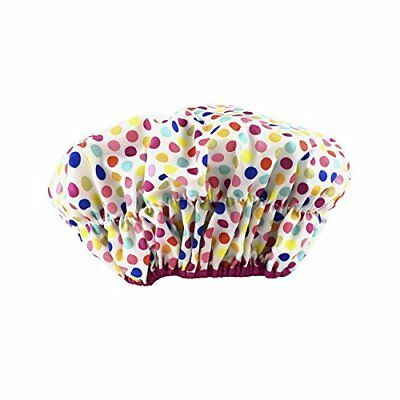 Betty Dain 5235 Stylish Design Mold Resistant Shower Cap 1-Count 2.08-Ounce