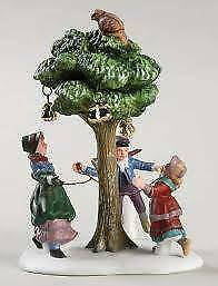 Dept 56 A Partridge In A Pear Tree Twelve 12 Days of Dickens Christmas Village