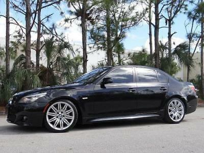 2010 BMW 5-Series BMW 550i Car Picture Image Art Photo