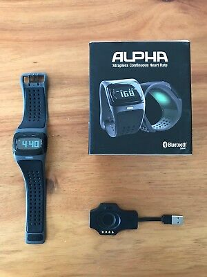 MIO Alpha Strapless Heart Rate Monitor